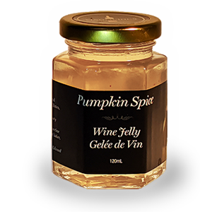 Pumpkin Spice Wine Jelly
